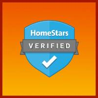 Verified on HomeStars