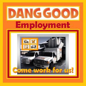 Employment Opportunities at Dang Good
