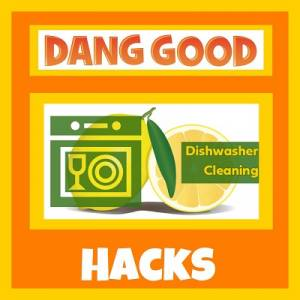Dishwasher Cleaning Hack – An Inexpensive Way to Clean