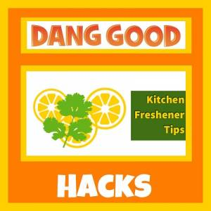 Parsley Lemon Kitchen Freshener Hacks
