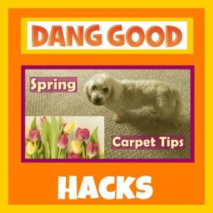 4 Carpet Cleaning Hacks for Your Spring Clean